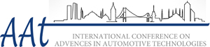 INTERNATIONAL CONFERENCE ON ADVANCES IN AUTOMOTIVE TECHNOLOGIES 2016